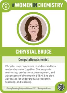 WIC Card: Chrystal Bruce